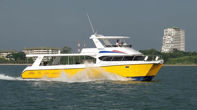 Standard cover photo speed ferry cambodia fast cat highlight