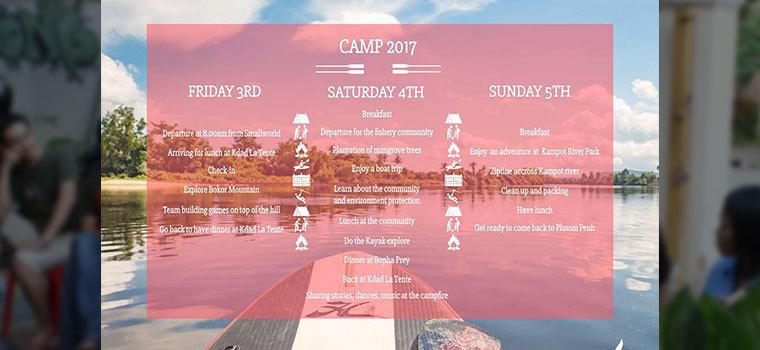 Standard smallworld camp